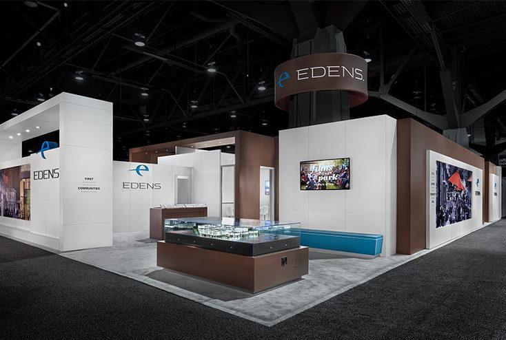 EDENS tradeshow example