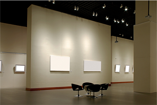 Art Gallery Example