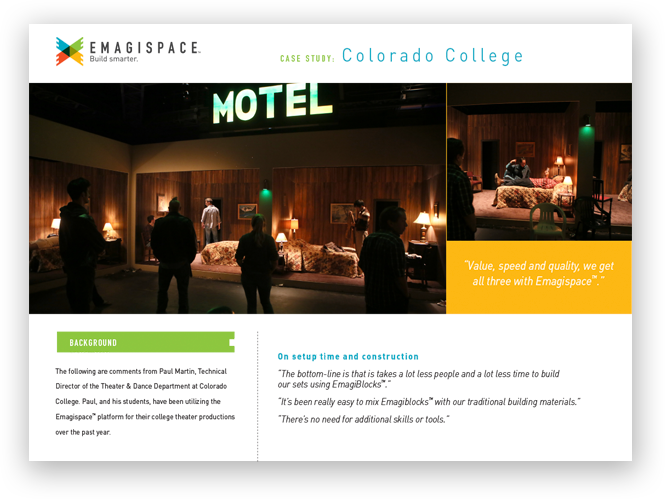 Colorado College Case Study