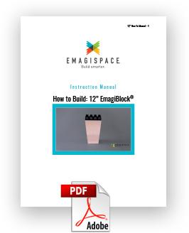 "How To Build 12"" EmagiBlock"