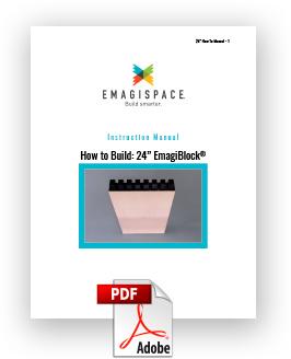 "How To Build 24"" EmagiBlock"