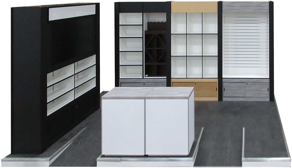 Modular Retail Solutions | Emagispace®