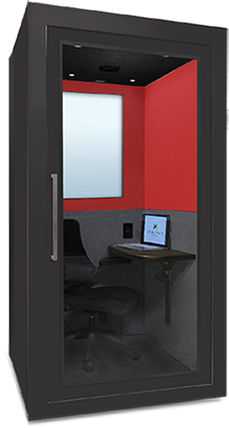 Privacy Pod Plus Solutions Emagispace