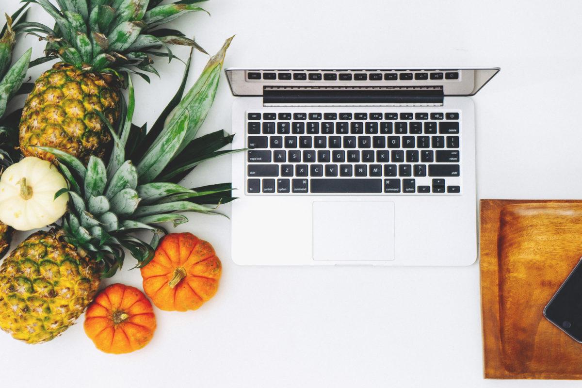 healthy desk
