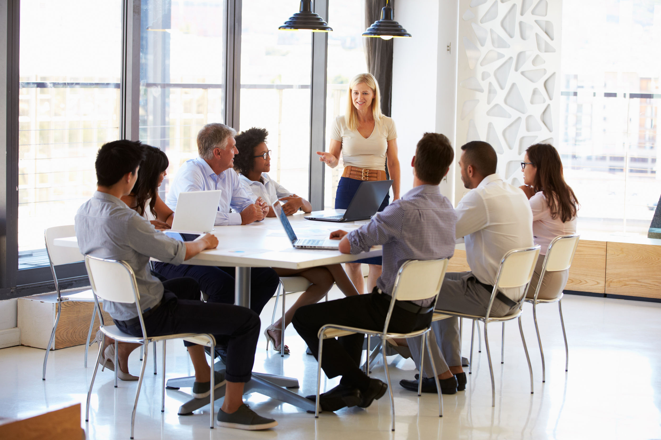 How to Boost Efficiency in Your Office Meeting Room